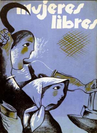 CARTELL MUJERES LIBRES
